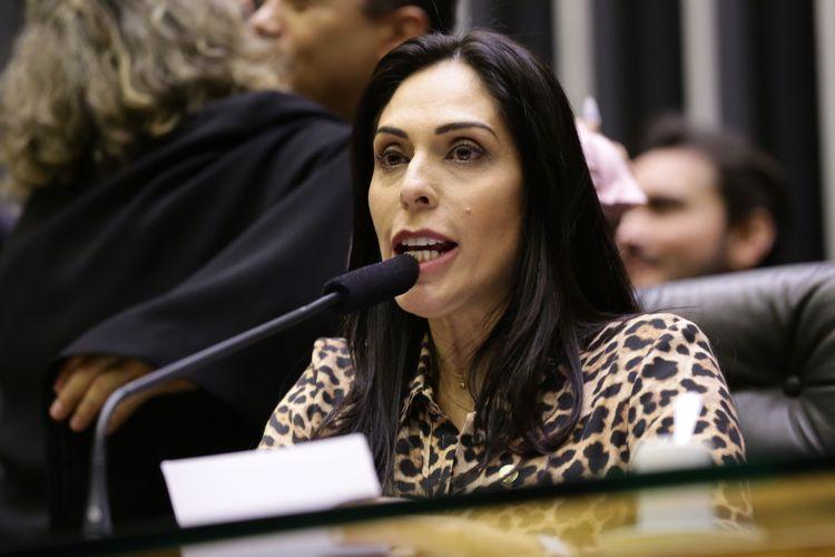 Homenagem aos Vinte Anos do PSDB-Mulher. Dep. Geovania de Sá (PSDB-SC)