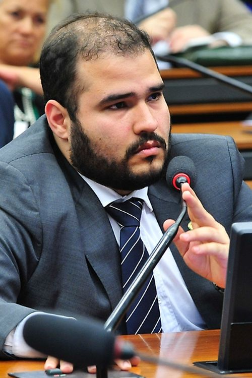 Reunião Ordinária Audiência Pública. Dep. Lucas Vergílio (SD-GO)