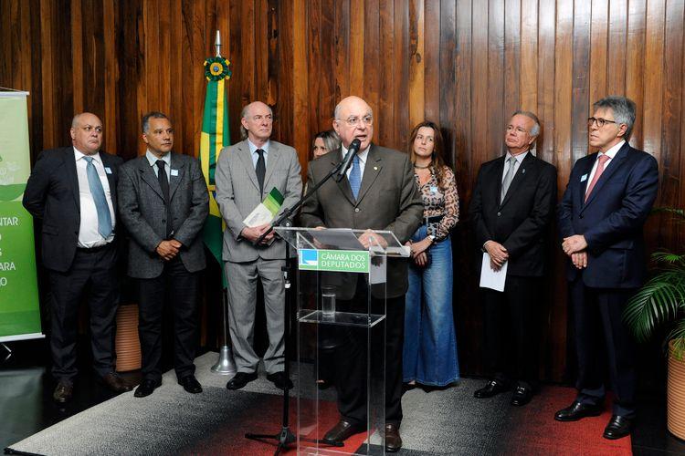 Lançamento da Frente. Dep. Arnaldo Jardim (PPS - SP)