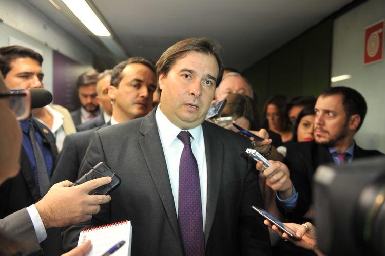Deputado Rodrigo Maia
