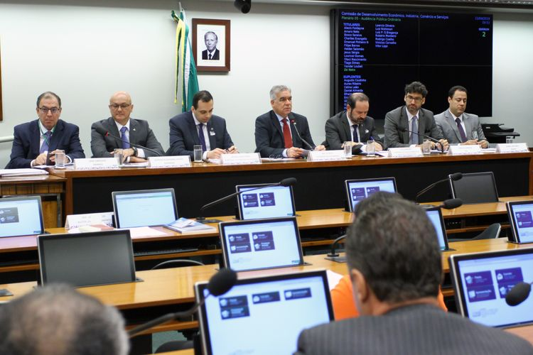 Audiência pública sobre a política de Comércio Exterior do Brasil
