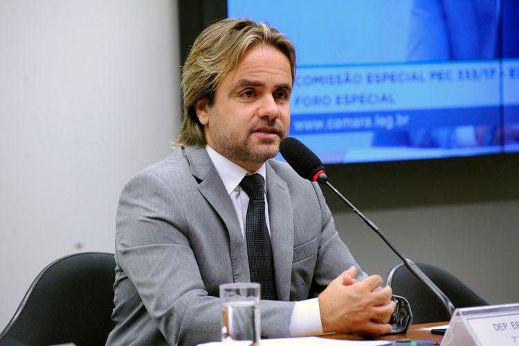 Audiência pública e reunião ordinária. Dep. Eros Biondini (PROS - MG)