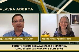 Capa - Projeto reconhece academias como essenciais para PMs e bombeiros