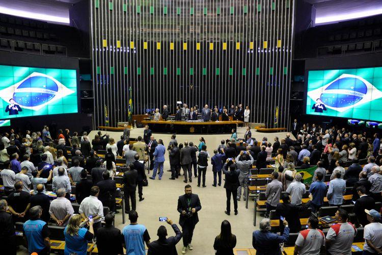Sessão Solene em Homenagem aos Cinquenta Anos de Instalação das Comunidades Terapêuticas no Brasil