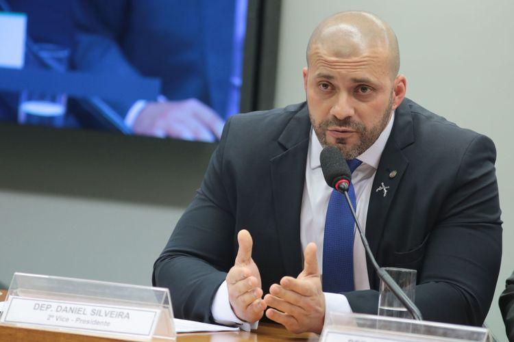 Instalação e Eleição do presidente e dos vice-presidentes. Dep. Daniel Silveira (PSL - RJ)