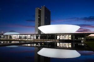 Capa - Palácio do Congresso Nacional - Arquitetura e funcionamento
