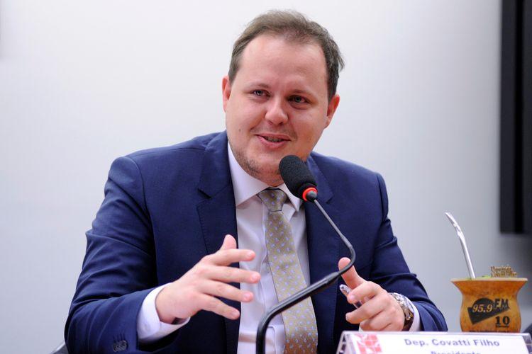Reunião Ordinária. Dep. Covatti FIlho (PP-RS)