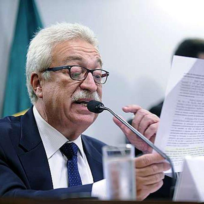 Reunião para votar o parecer do relator, dep. Newton Lima (PT-SP)