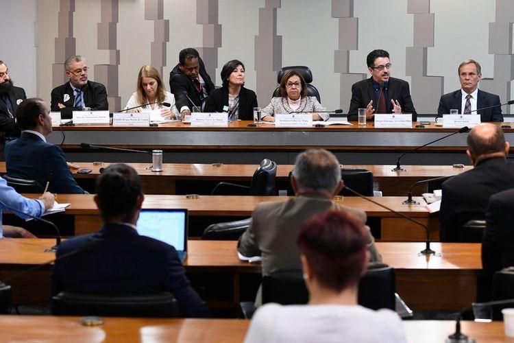 Audiência pública da Comissão Mista da Medida Provisória  850 de 2018, que cria Agência Brasileira de Museus