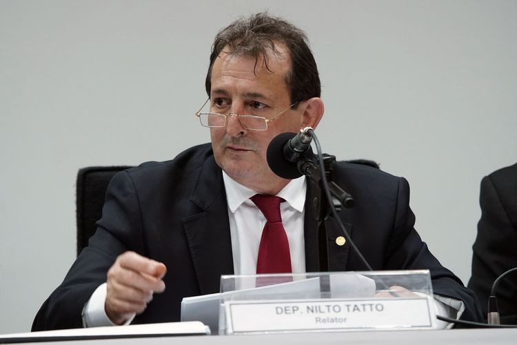 Seminário - A Importância de uma Política Nacional de Redução de Agrotóxicos para o Brasil PNARA. Dep. Nilto Tatto (PT - SP)