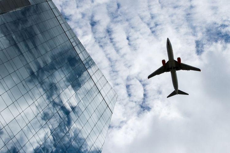 Transporte - aviação - avião