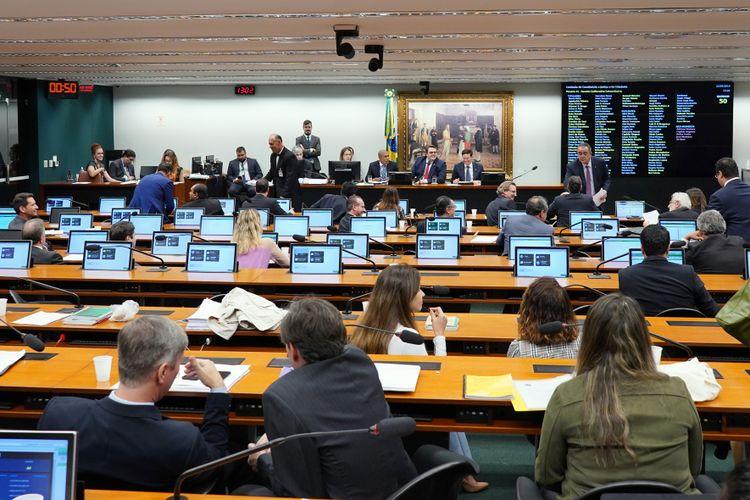 Reunião ordinária sobre a proposta de emenda à Constituição Nº 45/19 - altera o Sistema Tributário Nacional e dá outras providências