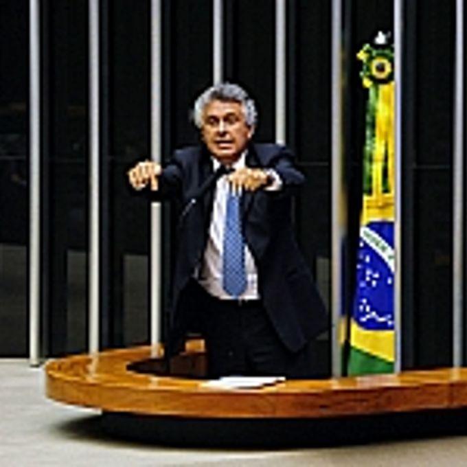 Discussão  da PL 708/2007. Ronaldo Caiado, Líder do (DEM)