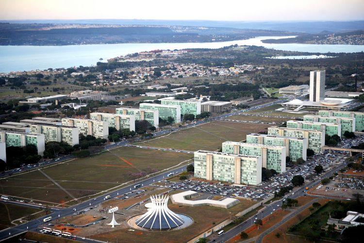 Brasília - esplanada - ministérios Congresso Nacional