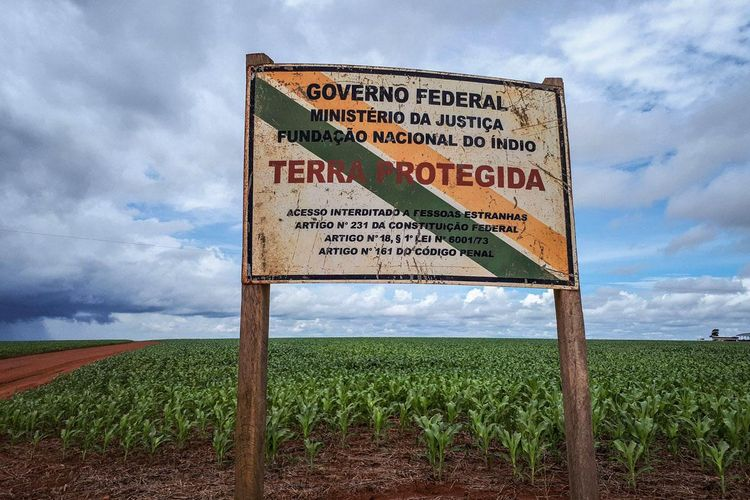 Direitos Humanos - índio - terras indígenas Ibama área proteção conflitos agrários