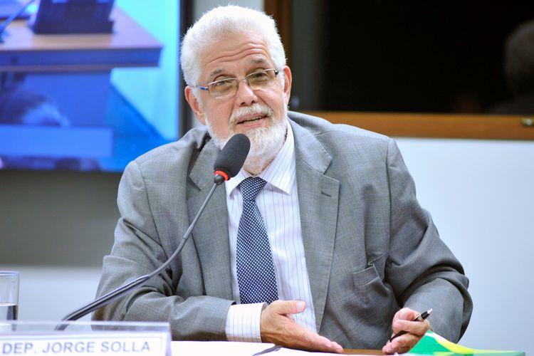 Audiência Pública e Reunião Ordinária. Dep. Jorge Solla (PT - BA)