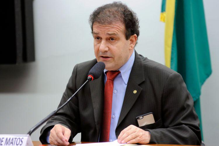Audiência pública sobre a intervenção arbitrária feita pela PREVIC na Fundação Eletroceee do Rio Grande do Sul. Dep. Pompeo de Mattos (PDT - RS)