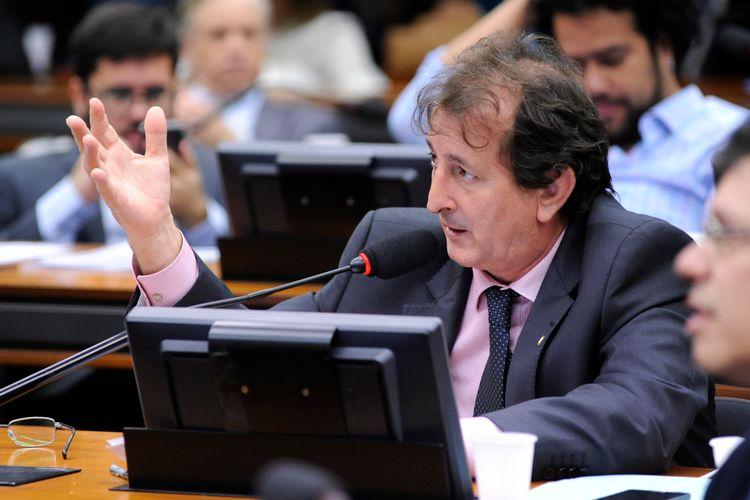 Audiência pública para tomada de depoimento do ex-professor da Escola Superior do Ministério Público, Jacques Alfonsin. Dep. Nilto Tatto (PT-SP)