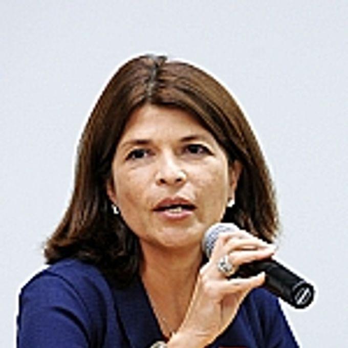 Glória Braga (representante do Escritório Central de Arrecadação e Distribuição - ECAD)