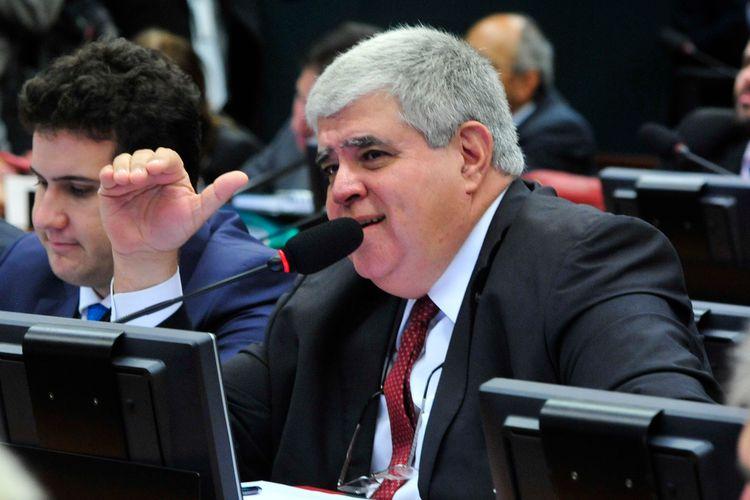 Audiência pública com o Ministro da Fazenda, Henrique Meirelles. Dep. Carlos Marun (PMDB-MS)