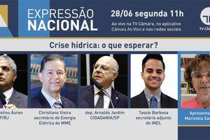 Capa - Crise Hídrica: o que esperar?
