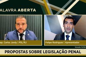 Capa - Propostas sobre Legislação Penal