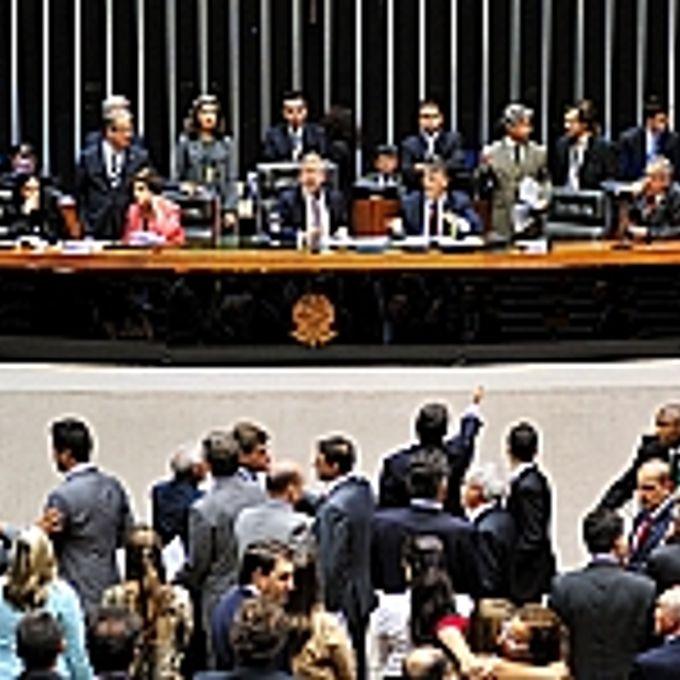 Presidente Marco Maia - votação nominal do requerimento de urgência para o projeto que redistribui os royalties entre estados e municípios produtores e não produtores