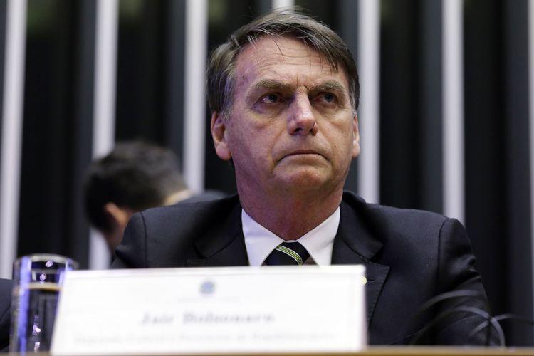 Comemoração aos 30 anos da Constituição Cidadã. Presidente da república eleito, senhor Jair Messias Bolsonaro (PSL -RJ)