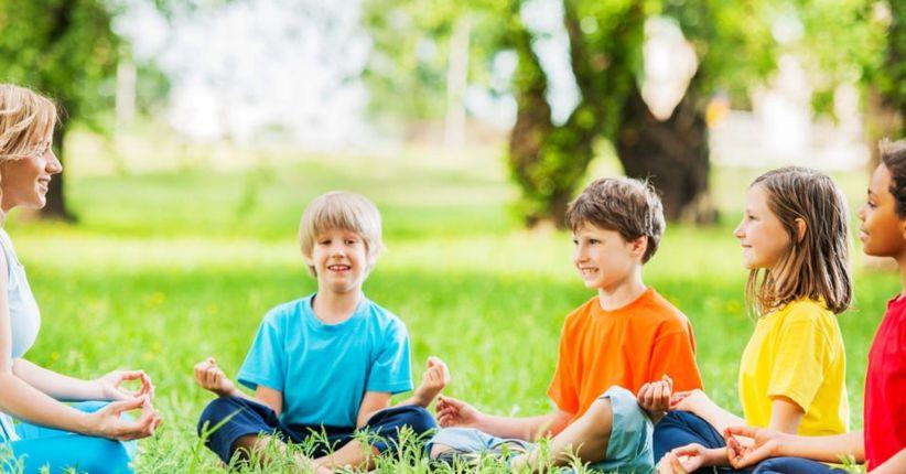 Meditação para crianças (REPRISE)