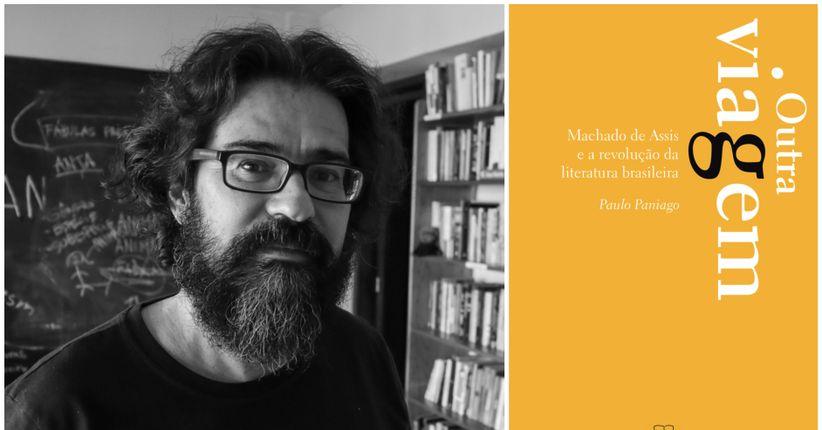 """Novo livro de Paulo Paniago desvela um """"desabusado"""" Machado de Assis"""