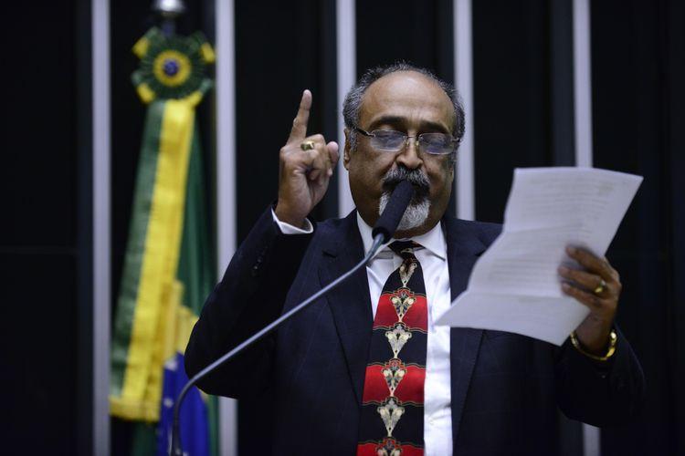 Sessão Especial do Impeachment - deputado Ezequiel Teixeira - (PTN-RJ