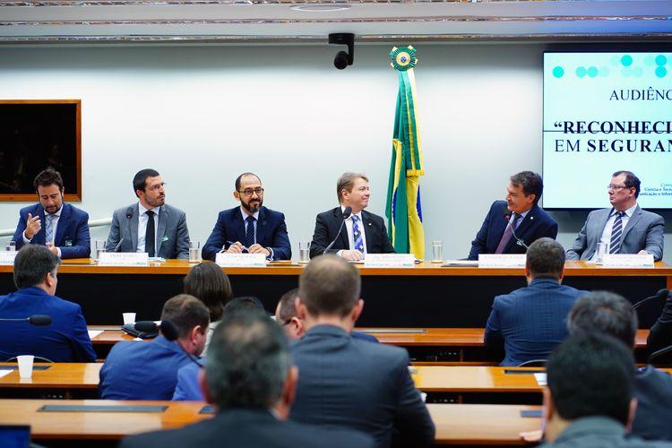 Audiência pública sobre a questão das tecnologias de reconhecimento facial para aplicação em segurança pública no Brasil
