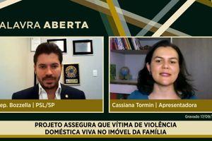 Capa - Projeto assegura que vítima de violência doméstica viva no imóvel da família