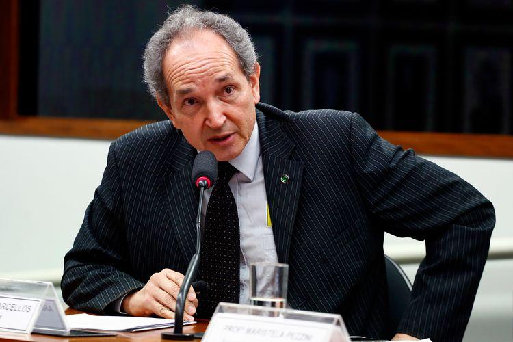 Audiência Pública e Reunião Ordinária. Presidente da Confederação Nacional das Entidades de Família (CNEF), Aridney Loyelo Barcellos