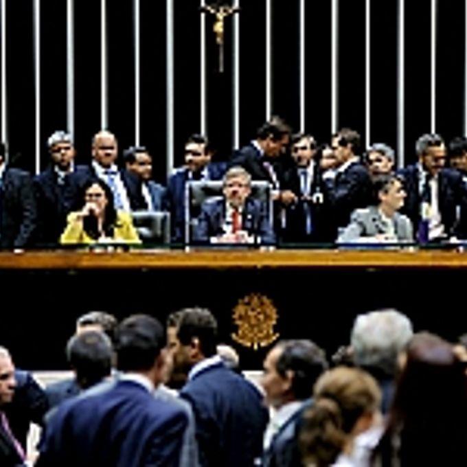 Ordem do Dia - presidente Marco Maia
