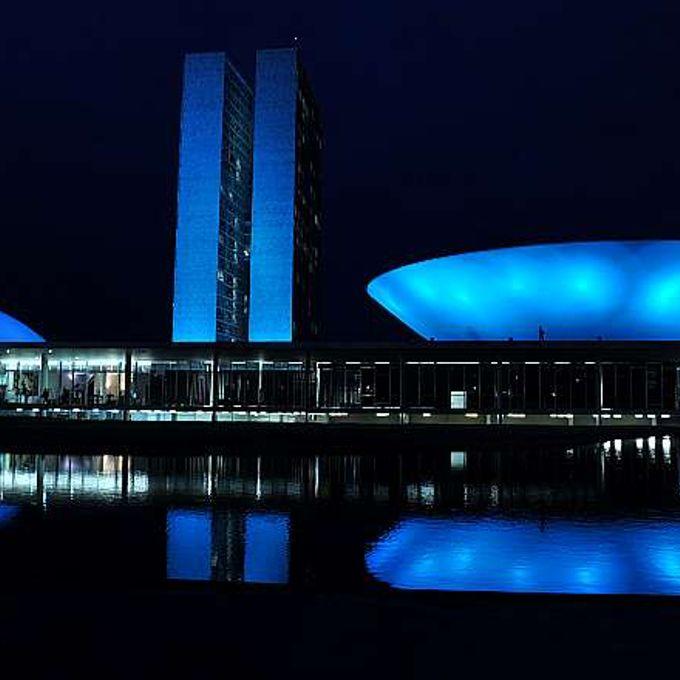novembro azul congresso fachada