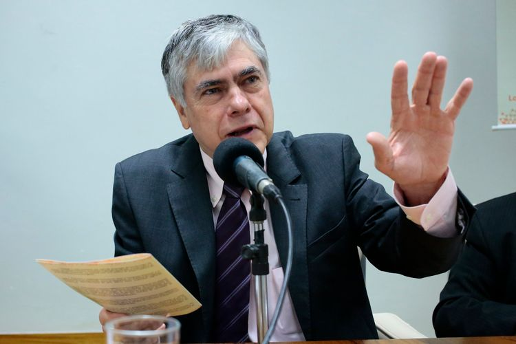 Relançamento da Frente Parlamentar. Dep. Augusto Carvalho (SD-DF)