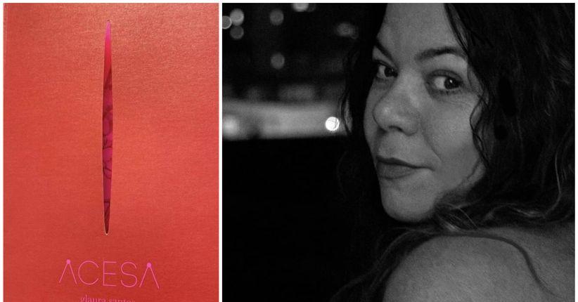 Glaura Santos e a poesia que acende desejos