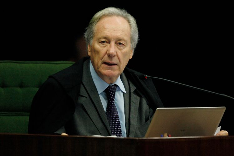Ministro do STF Ricardo Lewandowski